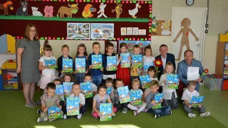 Nowy Dwór Gdański : Dzień Przedszkolaka i Pasowanie w Miejskim Przedszkolu…