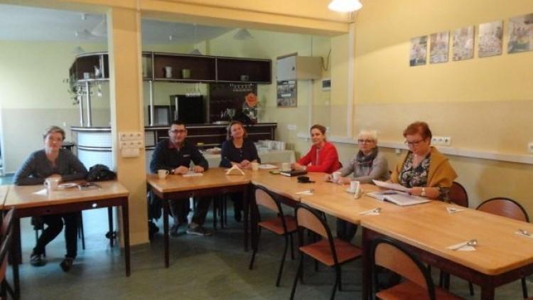 Spotkanie sieci współpracy i samokształcenia doradców zawodowych powiatu…