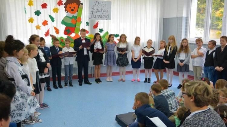 Szkoła Podstawowa Jantar: Dzień Edukacji Narodowej - 13.10.2017