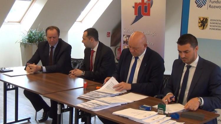 Dzierzgoń: RTI podpisało umowy pożyczkowe na ok. 16 mln zł - największą…