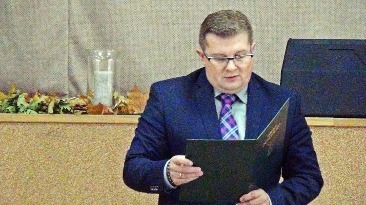 Złożenie ślubowania przez wójta. Pierwsza sesja Rady Gminy Ostaszewo…