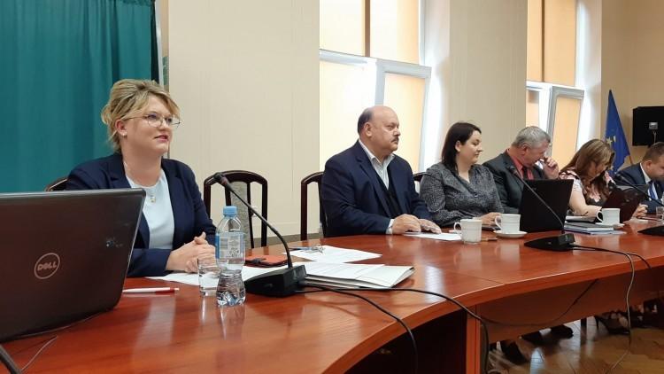 Sylwia Celmer nie została odwołana ze stanowiska starosty. VIII sesja…