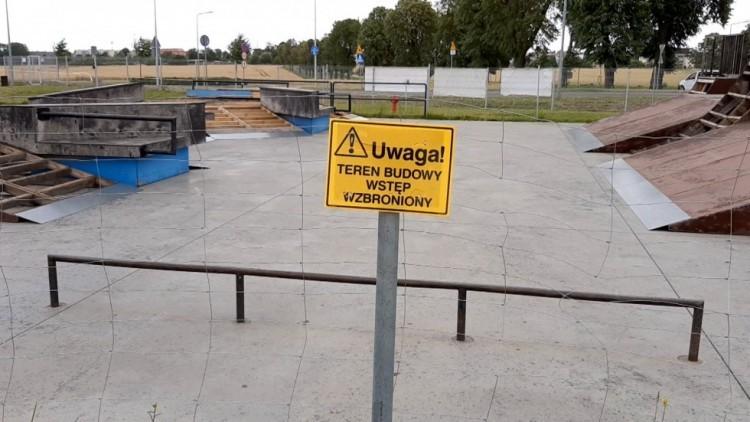 Remont skateparku będzie kosztował 40 tys. zł. Znamy datę jego ponownego…