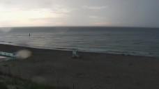 Stegna plaża na żywo pogoda w Stegnie