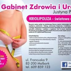 Gabinet Zdrowia i Urody Justyna Polak