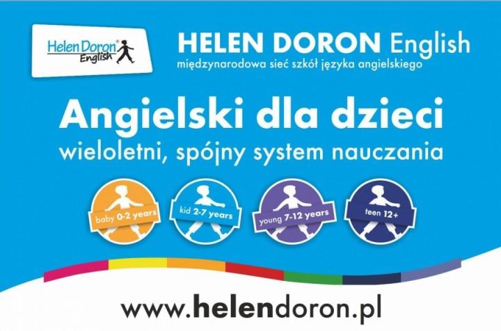 Helen Doron English - Angielski dla dzieci od 3 miesięcy do 18lat