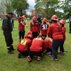Relacja z Gminnych Zawodów Sportowo-Pożarniczych w Gniazdowie 2016