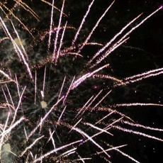 Nowy Dwór Gdański przywitał Nowy Rok 2017. Zobacz czego życzyli sobie…