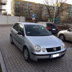 VW POLO IV 2003 rok poj.1200 benzyna Klima tel.601485696