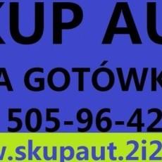 SKUP AUT TEL.505964223 NOWY DWÓR GDAŃSKI,STEGNA,ELBLĄG,MALBORK,SZTUM,TCZEW