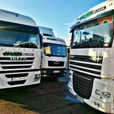 Zatrudnimy kierowcę kategoria C + E Transport międzynarodowy