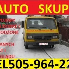 Skup Aut Malbork,Sztum,Nowy Dwór Gd.tel.505964223 Złomowanie-Kasacja Pojazdów skup aut bardzo dobrych