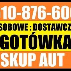 Skup aut 510876600 Malbork Sztum Gniew Pelplin Ilawa Grudziadz Dzierzgon