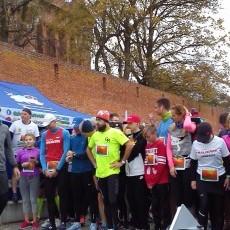 Malbork: Około 200 biegaczy wzięło udział w Biegu Charytatywnym dla…