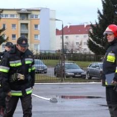 Tak odchodzi się na emeryturę w Straży Pożarnej. Kapitan Daniel Mendak…