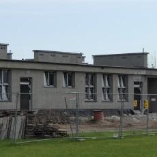 Rozbudowa szkoły w Nowej Wsi Malborskiej coraz bliżej końca. Zobacz…