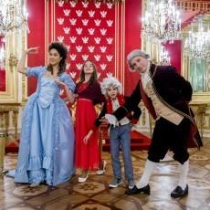 Ferie po królewsku online w siedmiu Rezydencjach Królewskich